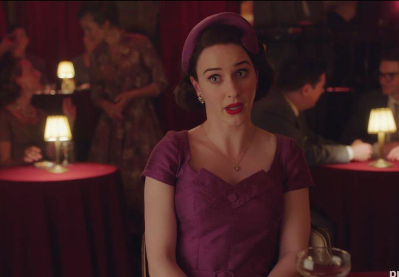 THE MARVELOUS MRS. MAISEL Official Trailer | Prime Video